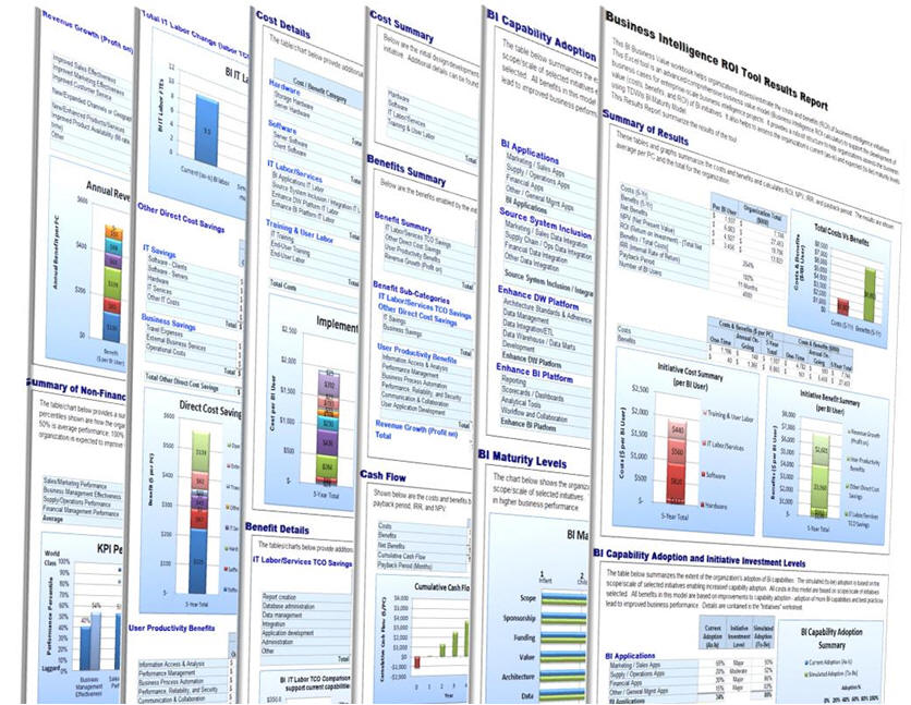 report writing business intelligence A generic and sample business intelligence strategy sample business intelligence strategy executive summary 1.